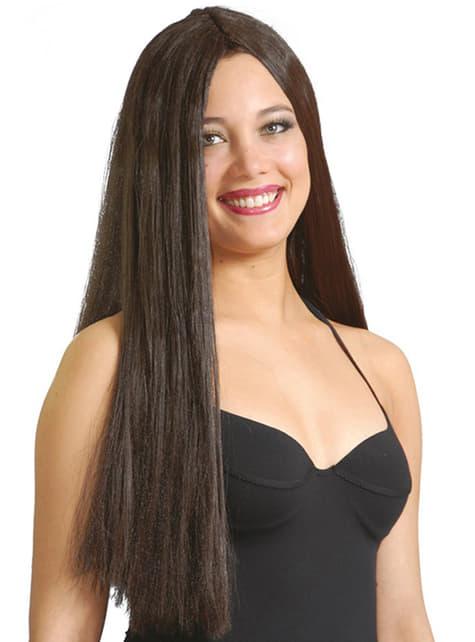 Basic Long Brown Wig