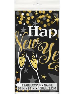 Toalha de mesa retangular de Passagem de Ano - Glittering New Year