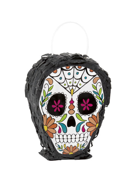 Mini piñata de Catrina - Skull Day of the Dead