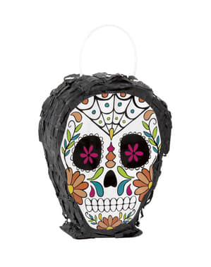 Catrina mini piñata - Skull Day of the Dead