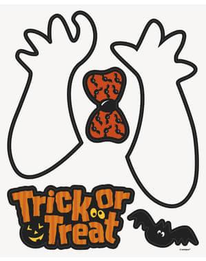 Sæt af 11 dekorative Halloween magneter - Basic Halloween