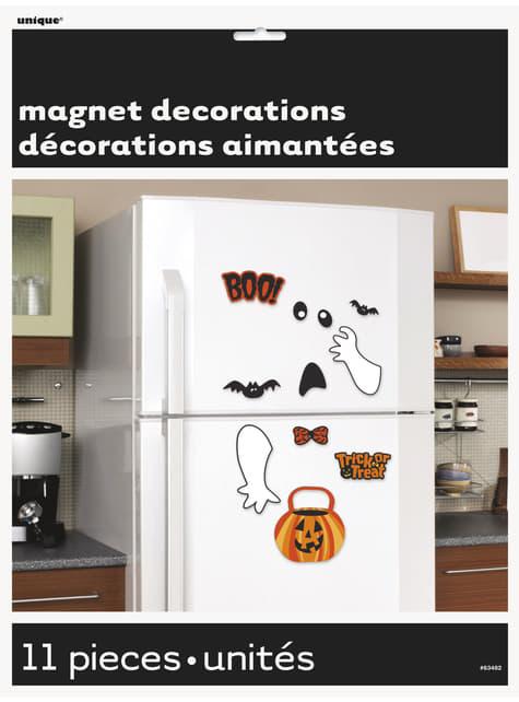 11 aimants décoratifs Halloween - Basic Halloween