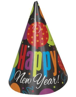 Kid di cotillon per 4 persone - Happy New Year