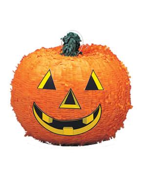 Happy Kürbis Piniata Topfschlagespiel - Basic Halloween