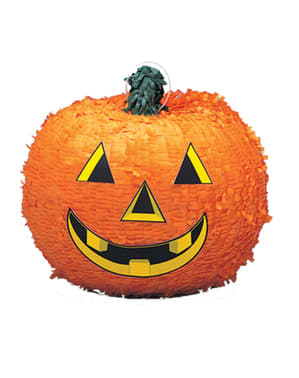 Pinata citrouille souriante - Basic Halloween