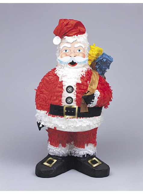 Piñata de Papá Noel - Basic Christmas