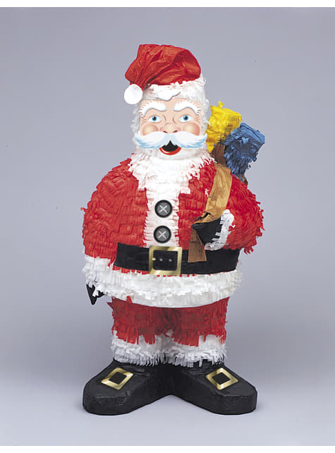 Santa Claus piñata - Basic Christmas