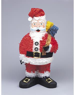 Weihnachtsmann Piniata Topfschlagespiel - Basic Christmas
