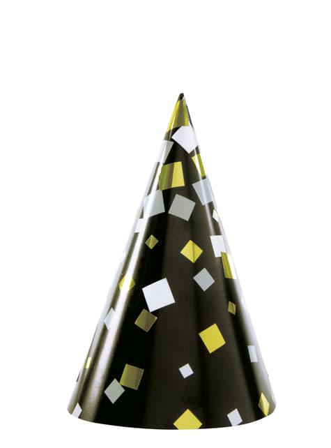Kit de cotillón para 8 personas - Happy New Year