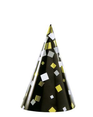 Kit pentru petreceri pentru 8 persoane - Happy New Year