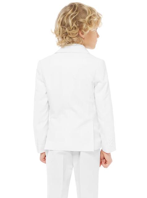 Traje White Knight Opposuits para niño - original
