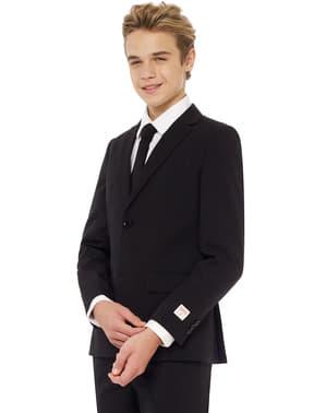 Oblek Černý rytíř pro teenagery