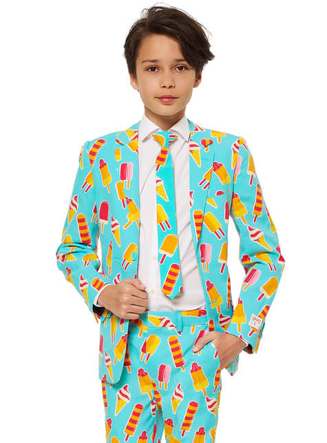 Costume Motif glaces adolescent - Opposuits
