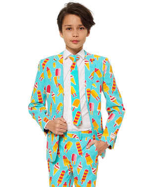 Ice cream print Suit for teenagers - Opposuits