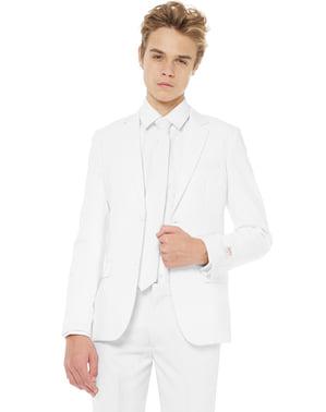Білий Лицар Opposuits костюм для підлітків