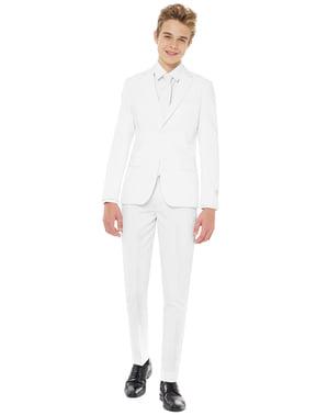 Oblek Bílý rytíř pro teenagery