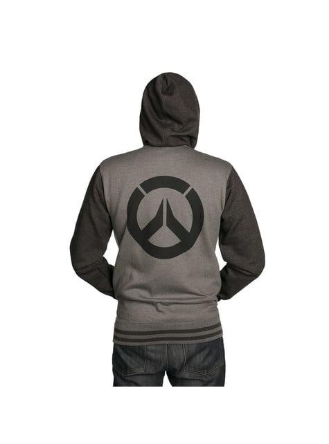 Sudadera Overwatch gris para hombre - hombre