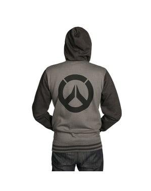 Overwatch sweatshirt til mænd i grå