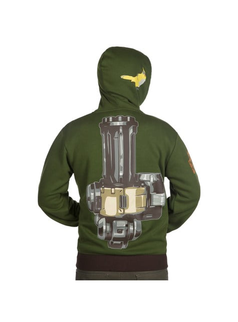 Sudadera Ultimate Bastion para adulto - Overwatch - original