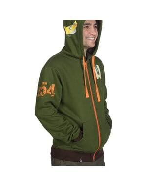 Ultimate Bastion hoodie for adults - Overwatch