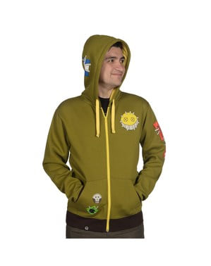 Ultimate Junkrat hoodie for adults - Overwatch