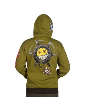 Sweatshirt Ultimate Junkrat para adulto - Overwatch