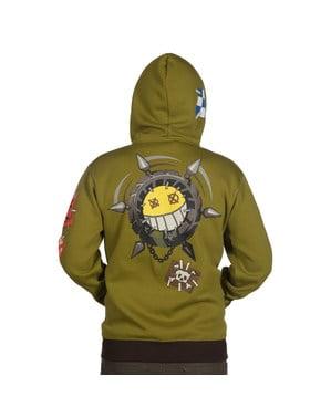 Ultimate Junkrat hoodie til voksne - Overwatch