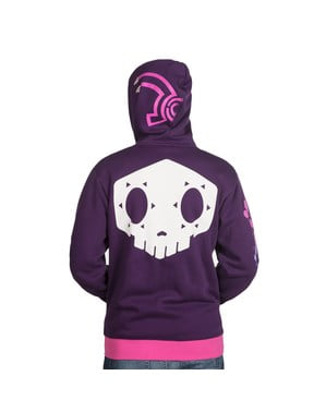 Ultimate Sombra hoodie for adults - Overwatch