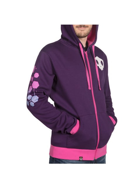 Sweatshirt Ultimate Sombra para adulto - Overwatch