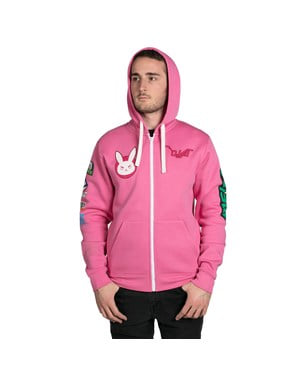 Ultimate DVa hoodie for adults - Overwatch