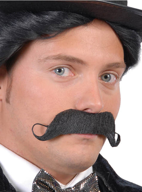 Manager Schnurrbart