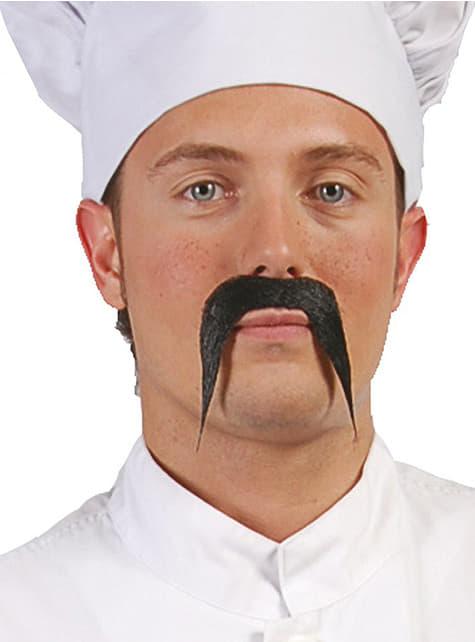 Moustache de cuisinier