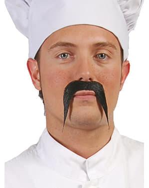 Snor van een kok