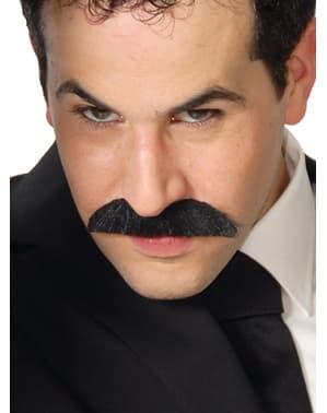 Klassisk mustasch