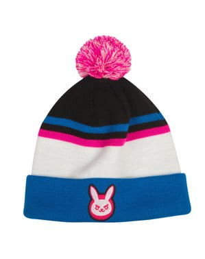DVa beanie hat for adults - Overwatch