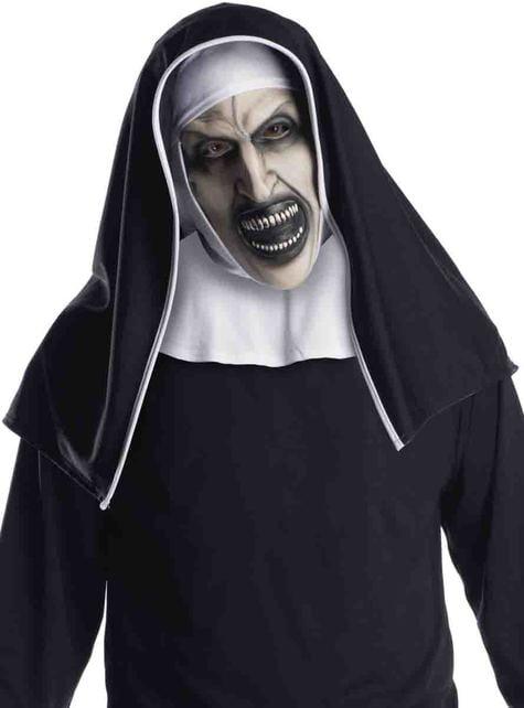 Máscara de Valak para adulto - The Nun - A Freira Maldita