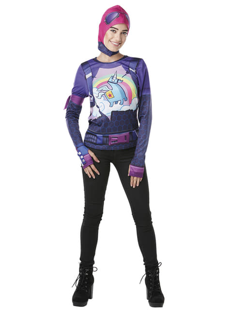 Fortnite Brite Bomber T-shirt for adults