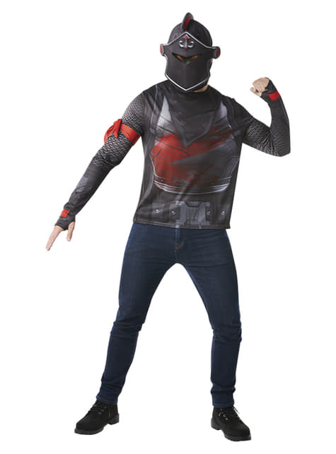 Camiseta de Fortnite Black Knight para adolescente