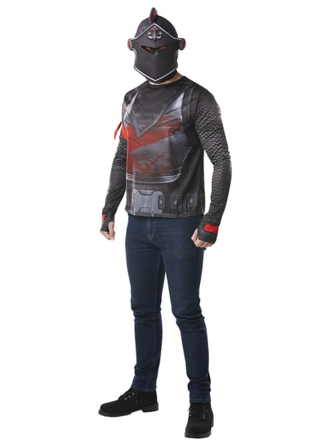 T-shirt de Fortnite Black Knight para adulto