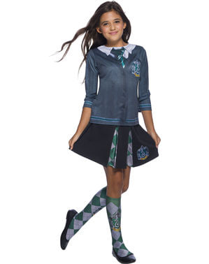 Tricou Slytherin pentru copii - Harry Potter