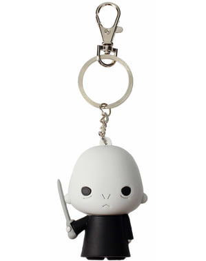 Porte-clés Lord Voldemort Kawaii - Harry Potter