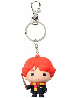 Porta-chaves Ron Weasley Kawaii - Harry Potter