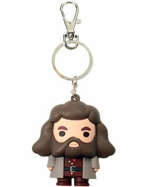 Porta-chaves Rubeus Hagrid Kawaii Harry Potter