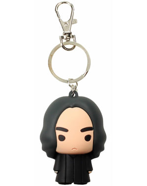 Llavero Severus Snape Kawaii - Harry Potter