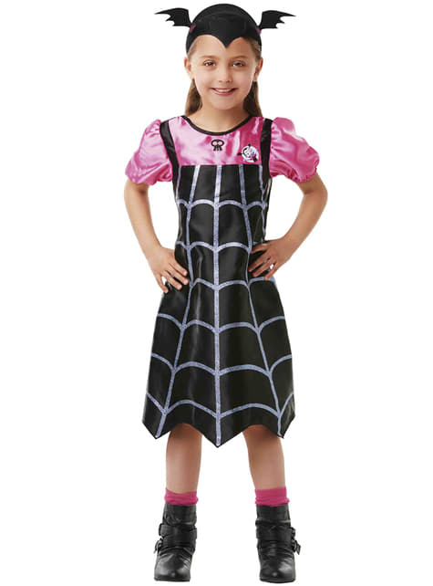 Vampirina Costume Bambina Vestito Da Halloween Per Bambini