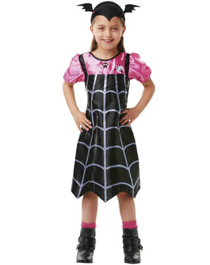 Kostum Vampirina untuk kanak-kanak perempuan