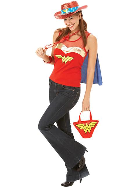 חולצת טי שירט לנשים - DC Comics