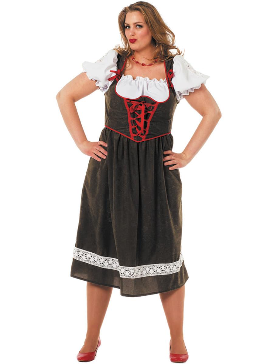 austrian woman oktoberfest costume for women  fast