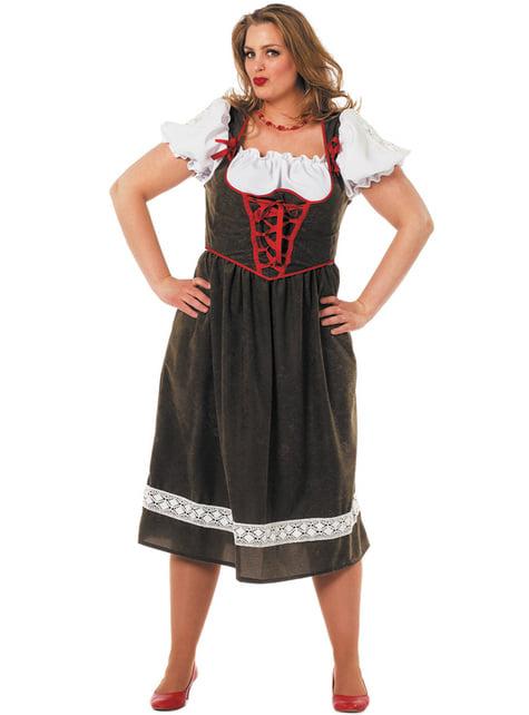 Disfraz de austriaca Oktoberfest para mujer - original