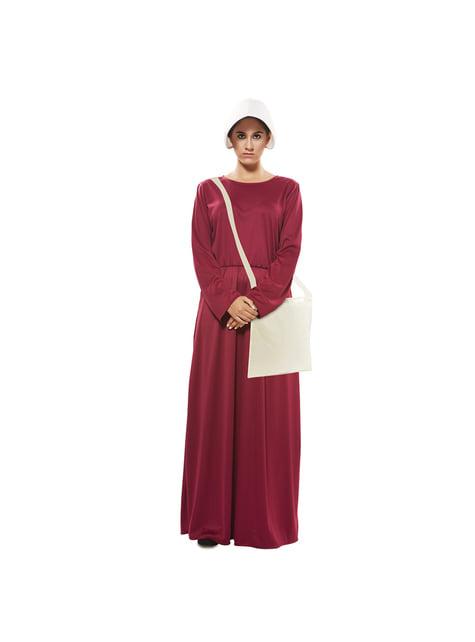 Disfraz de El Cuento de la Criada para mujer